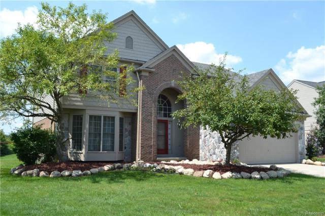 45341 Seabrook Drive, Canton Twp, MI 48188 (#218090258) :: RE/MAX Classic