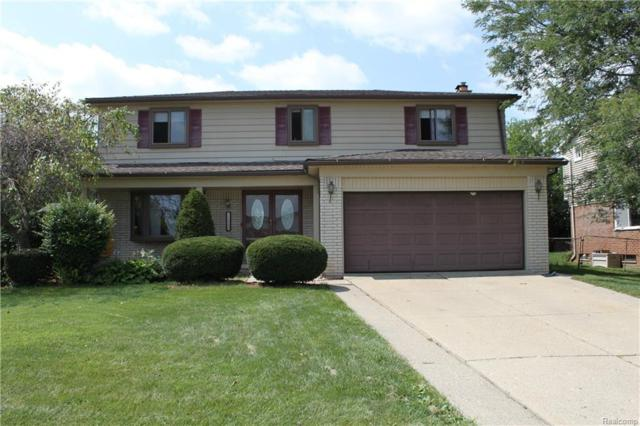 20569 Law Avenue, Brownstown Twp, MI 48183 (#218090266) :: RE/MAX Classic