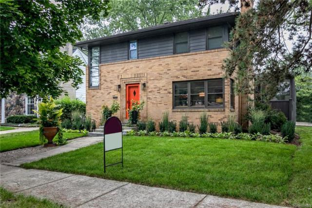10155 Elgin Avenue, Huntington Woods, MI 48070 (#218090276) :: Duneske Real Estate Advisors