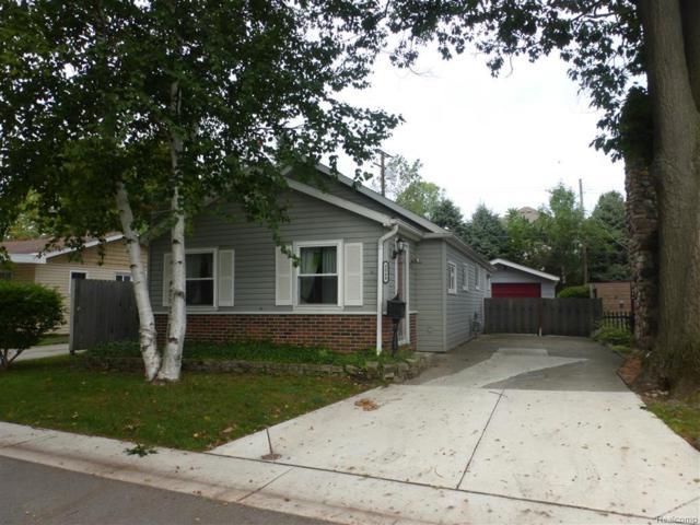 3048 Elmwood Drive, Fort Gratiot Twp, MI 48059 (MLS #218090308) :: The Toth Team