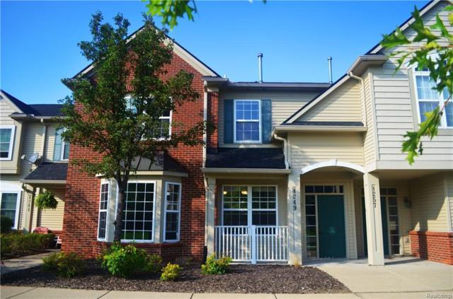 4249 Hampton Ridge Boulevard, Genoa Twp, MI 48843 (#218090327) :: The Buckley Jolley Real Estate Team