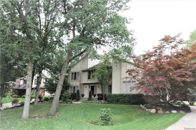 38623 Deerwood Ct, Farmington Hills, MI 48335 (MLS #218090396) :: The Toth Team