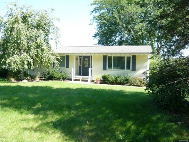 921 Flint Rd, Kinderhook Twp, MI 49036 (#62018045869) :: Duneske Real Estate Advisors