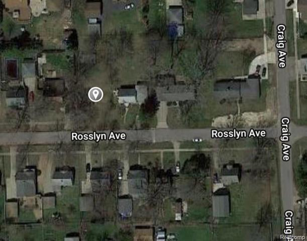 32146 Rosslyn Avenue, Garden City, MI 48135 (MLS #218090545) :: The Toth Team