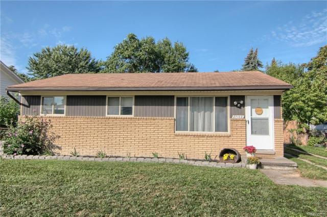 27103 Warner, Warren, MI 48092 (#218090588) :: Duneske Real Estate Advisors
