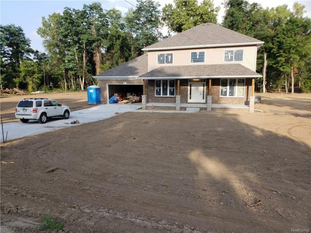 16610 Franklin Road, Northville Twp, MI 48168 (MLS #218090643) :: The Toth Team