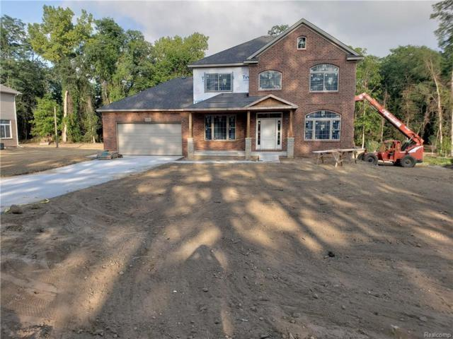 16580 Franklin Road, Northville Twp, MI 48168 (MLS #218090678) :: The Toth Team