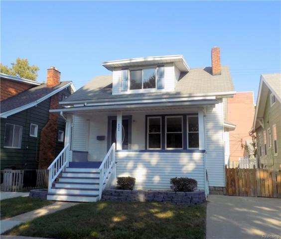 424 N Center Street, Royal Oak, MI 48067 (#218090858) :: RE/MAX Vision