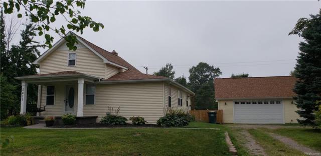 2411 Byron Road, Howell Twp, MI 48855 (#218090879) :: Duneske Real Estate Advisors