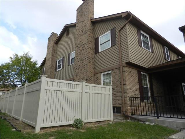 21214 W Glen Haven Circle, Novi, MI 48167 (#218090910) :: RE/MAX Classic