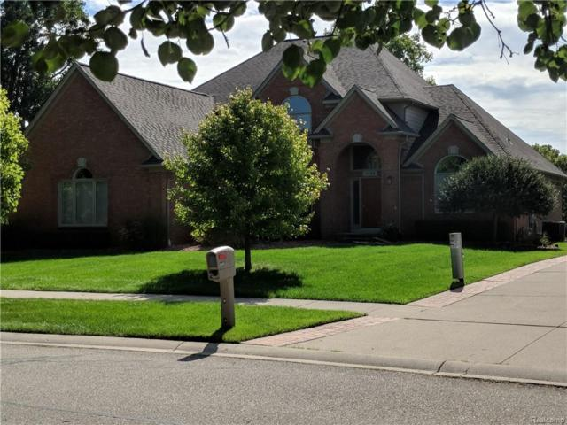 7260 Sparling Drive, Shelby Twp, MI 48316 (MLS #218090940) :: The Toth Team