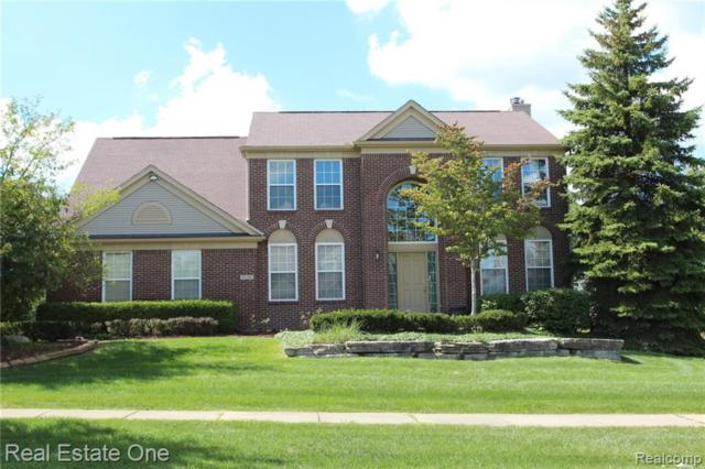 8284 Oxford Lane, Grand Blanc, MI 48439 (#218090941) :: The Mulvihill Group
