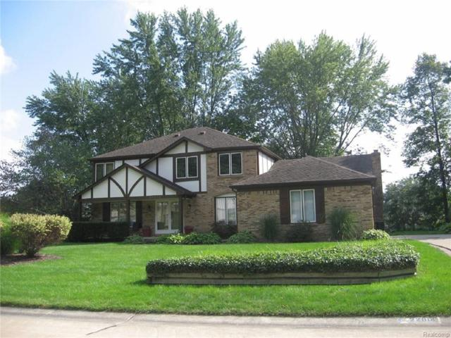 22814 Vacri Lane, Farmington Hills, MI 48335 (#218090947) :: RE/MAX Classic