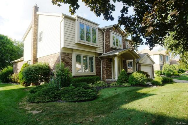 41856 Pon Meadow Drive, Northville Twp, MI 48168 (#218090986) :: RE/MAX Classic