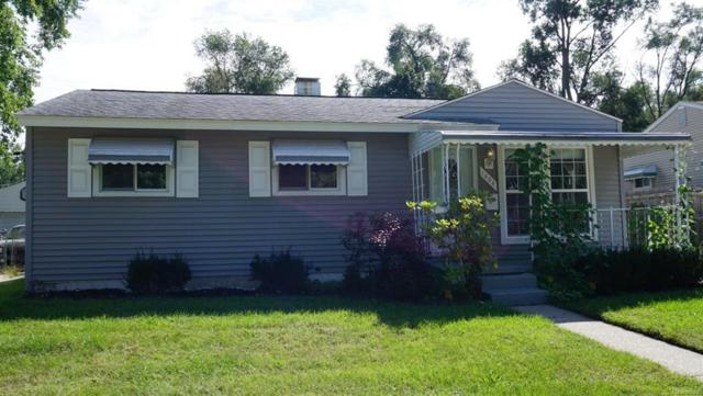 1404 Fall River Road, Ypsilanti Twp, MI 48198 (#543260333) :: Duneske Real Estate Advisors