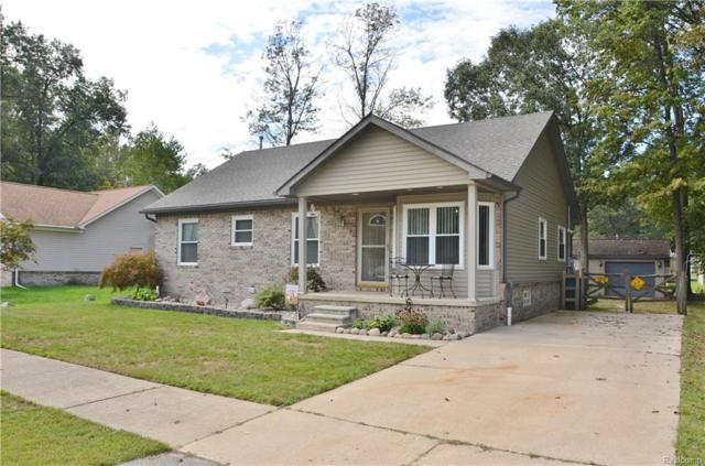 19310 Banner Avenue, Brownstown Twp, MI 48174 (#218091068) :: RE/MAX Classic