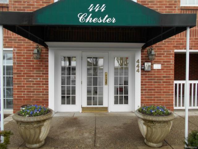444 Chester Street #406, Birmingham, MI 48009 (#218091081) :: RE/MAX Classic