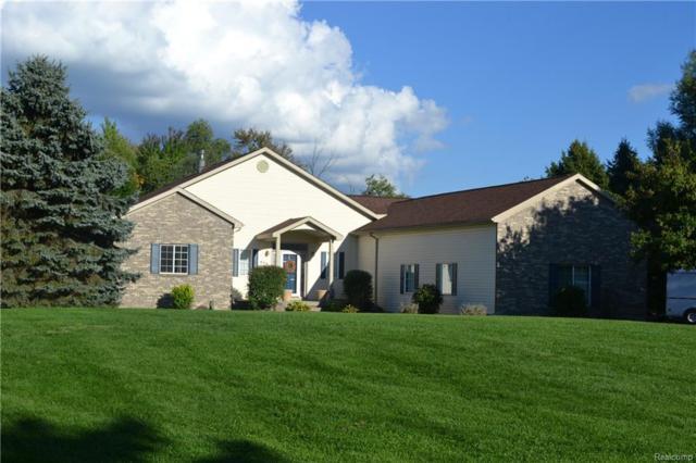 450 Tucker Court, Brandon Twp, MI 48462 (#218091083) :: Duneske Real Estate Advisors