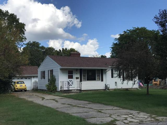 33 W Hallett St, HILLSDALE CITY, MI 49242 (#53018046210) :: Duneske Real Estate Advisors