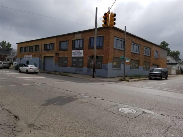 4381 Central, Detroit, MI 48210 (#218091144) :: Duneske Real Estate Advisors