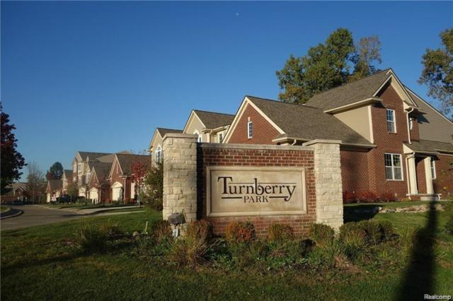 7524 Berry Wood Lane #42, West Bloomfield Twp, MI 48322 (#218091247) :: RE/MAX Classic