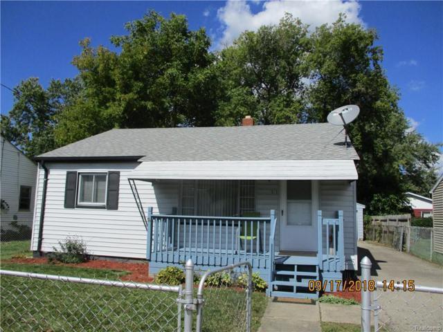 1373 Jolson Avenue, Burton, MI 48529 (MLS #218091314) :: The Toth Team