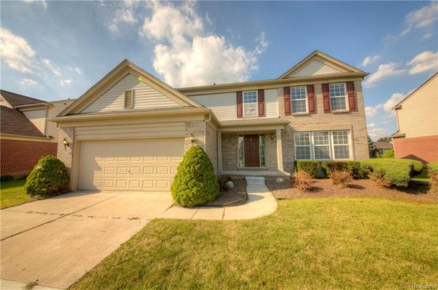 4678 Shoreview Drive, Canton Twp, MI 48188 (MLS #218091316) :: The Toth Team