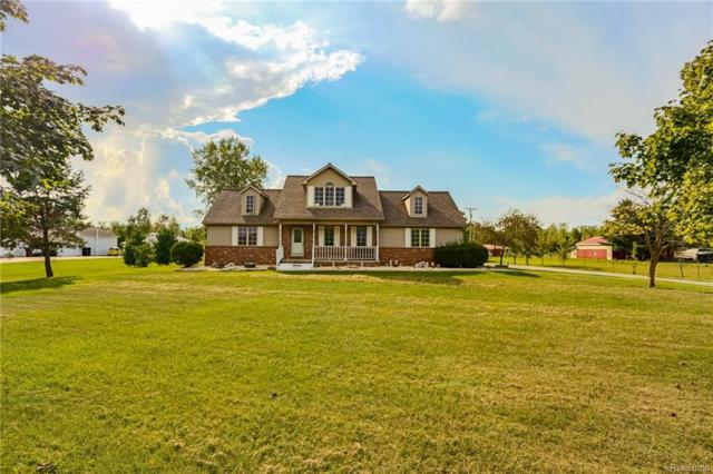 23950 Clark Road, Sumpter Twp, MI 48111 (#218091325) :: RE/MAX Classic
