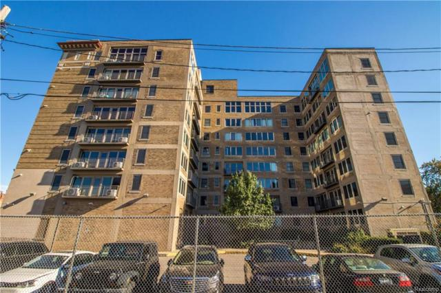 2915 John R. Street #201, Detroit, MI 48201 (MLS #218091334) :: The Toth Team