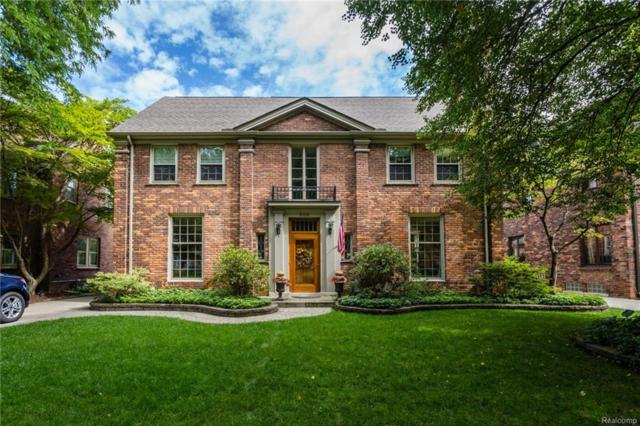 508 University Pl, Grosse Pointe, MI 48230 (#218091389) :: Duneske Real Estate Advisors