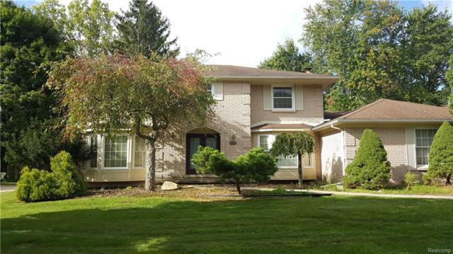 1737 Kilburn Road N, Rochester Hills, MI 48306 (#218091397) :: Duneske Real Estate Advisors