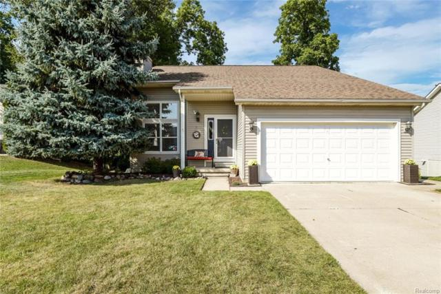 2421 Hickory Circle Drive, Oceola Twp, MI 48855 (#218091414) :: The Mulvihill Group