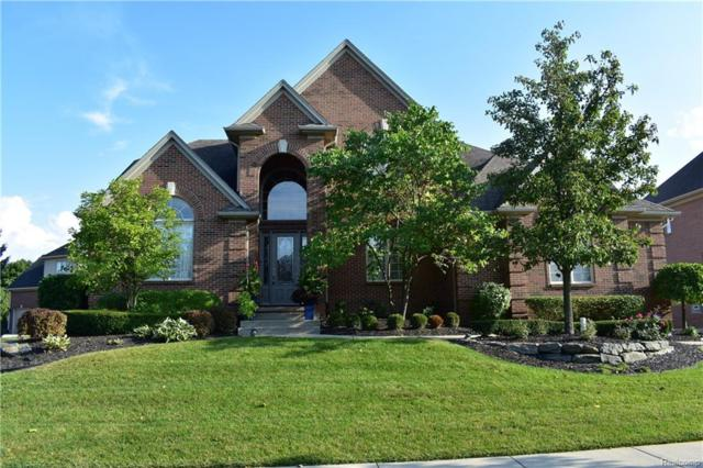 48575 Stoneridge Drive, Northville Twp, MI 48168 (#218091466) :: Duneske Real Estate Advisors