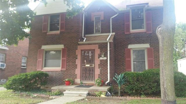 9135 E Outer Drive, Detroit, MI 48213 (MLS #218091500) :: The Toth Team