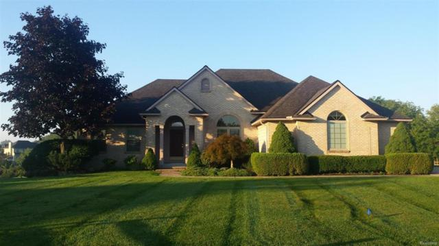 4180 Lake Forest Court, Pittsfield Twp, MI 48108 (#543260377) :: RE/MAX Vision