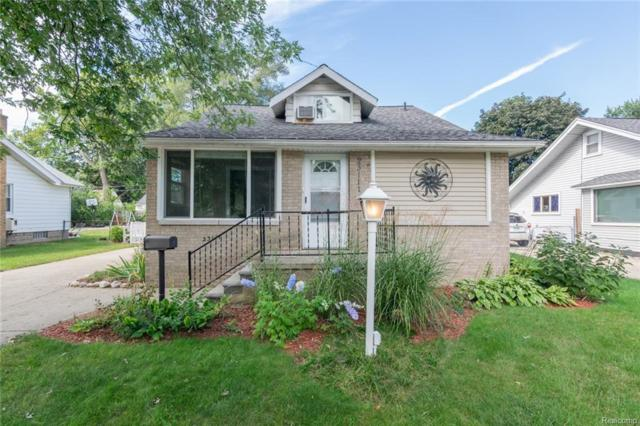 23111 Seneca Street, Oak Park, MI 48237 (#218091546) :: Duneske Real Estate Advisors