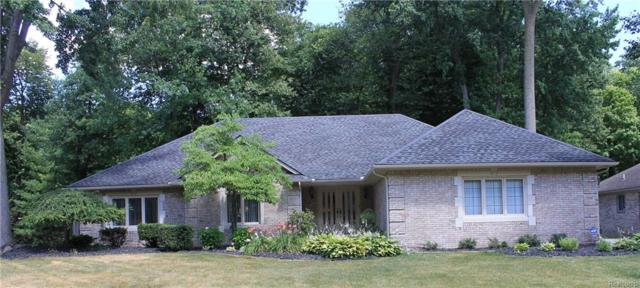48780 Golden Oaks, Shelby Twp, MI 48317 (MLS #218091688) :: The Toth Team