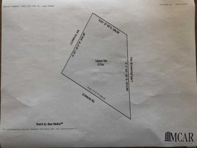 0 Dunbar, Monroe, MI 48161 (#57031360403) :: Duneske Real Estate Advisors