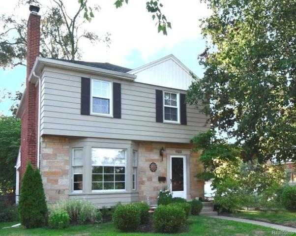 1123 N Washington Avenue, Royal Oak, MI 48067 (#218091762) :: Duneske Real Estate Advisors