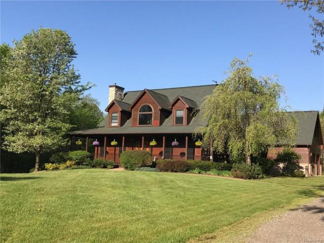 2424 S Gregory Road, Iosco Twp, MI 48836 (#218091871) :: The Buckley Jolley Real Estate Team