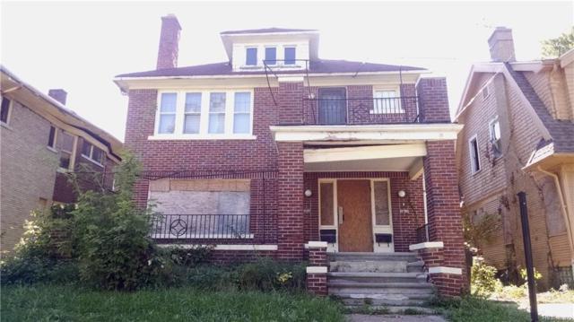 3453 Devonshire Road, Detroit, MI 48224 (#218091960) :: RE/MAX Classic