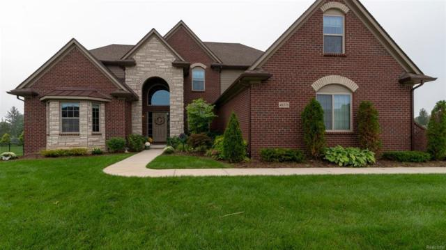 48379 Sherwood Drive, Plymouth Township, MI 48170 (MLS #543260384) :: The Toth Team