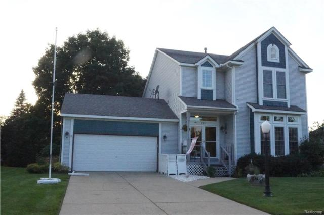 781 Woodleigh Way, Oxford Vlg, MI 48371 (#218091986) :: RE/MAX Classic
