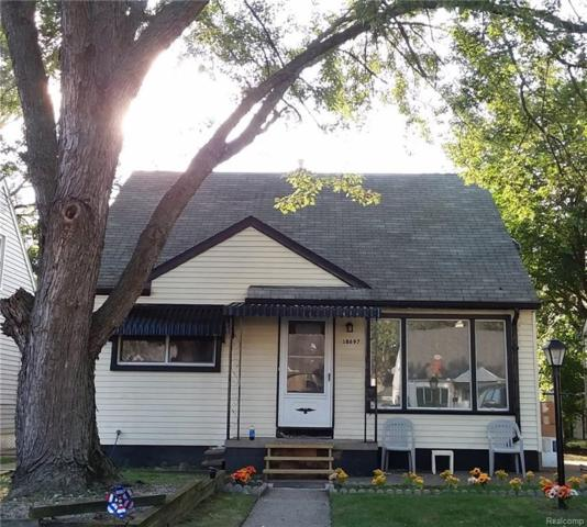 18697 Fox, Redford Twp, MI 48240 (#218092008) :: The Buckley Jolley Real Estate Team