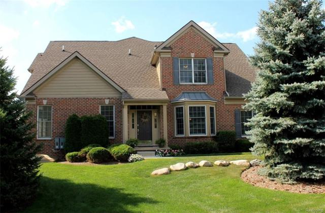 44917 Broadmoor Circle S, Northville Twp, MI 48168 (#218092020) :: Duneske Real Estate Advisors
