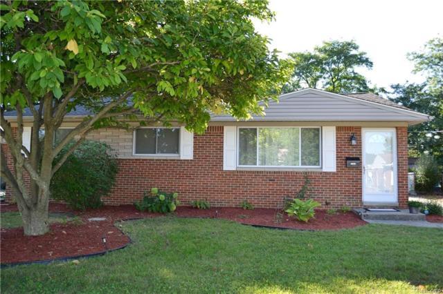 11425 Russell Avenue, Plymouth Twp, MI 48170 (#218092032) :: Duneske Real Estate Advisors