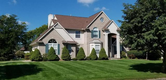 4470 Lakeside Court, Pittsfield, MI 48108 (#543260439) :: RE/MAX Vision