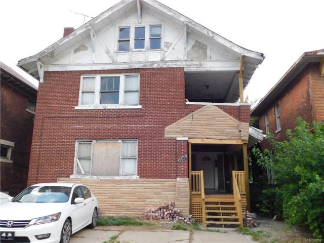 1791 W Grand Blvd, Detroit, MI 48208 (#218092093) :: RE/MAX Classic