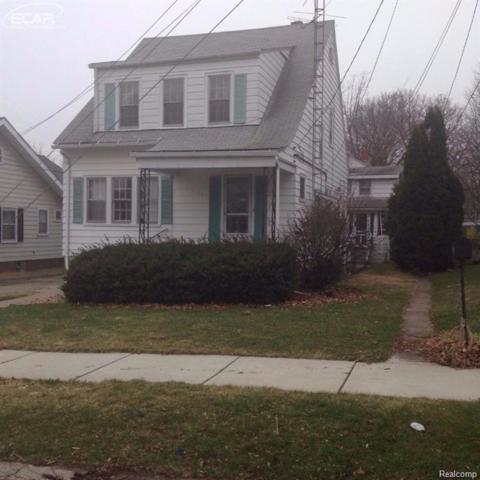 1124 Boston Avenue, Flint, MI 48503 (#218092096) :: RE/MAX Classic