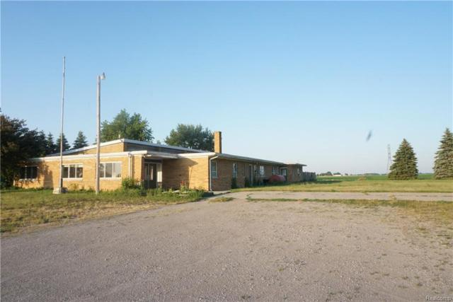 741 S Knight Road, MERRITT TWP, MI 48708 (#218092219) :: RE/MAX Vision